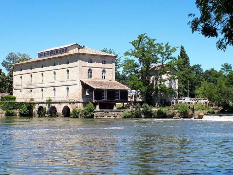 Camping La Dordogne Verte : 5247 Srt Photo Photo Moulin De Porcheres 2
