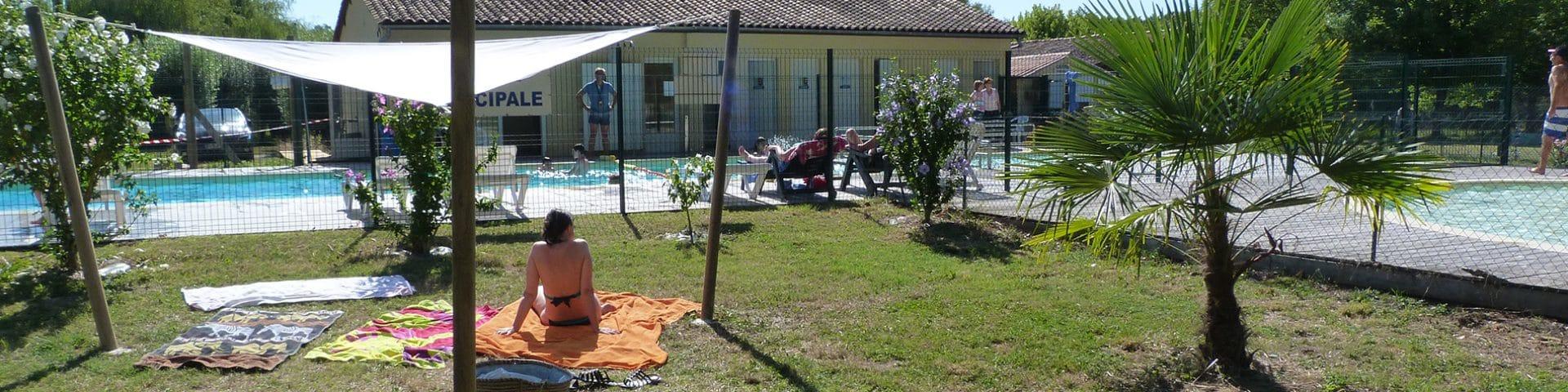 Camping La Dordogne Verte : Espace Aquatique Famille 3849586876