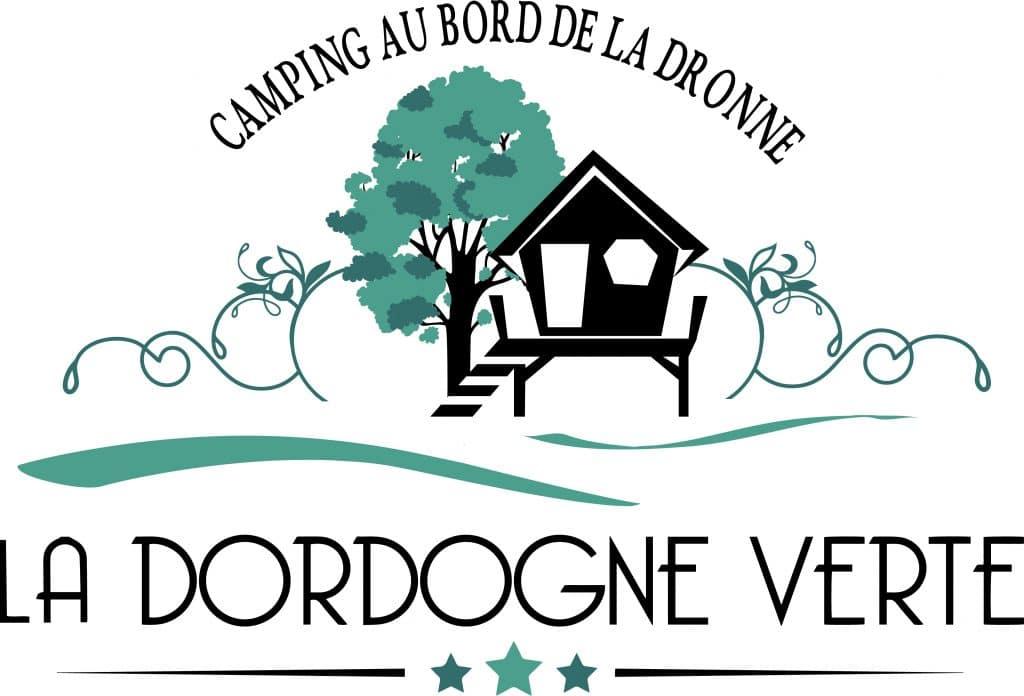 Camping La Dordogne Verte : Logo Dordogne Vertefinal 3