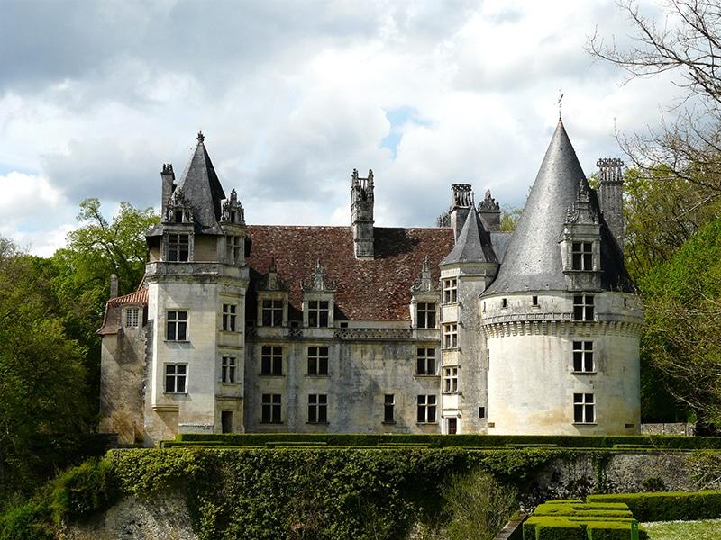 Camping La Dordogne Verte : Chateau De Puyguilhem