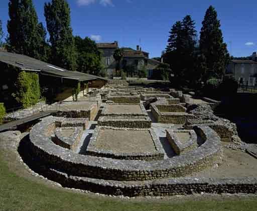 Camping La Dordogne Verte : Vlla Gallo Romaine De Montcaret