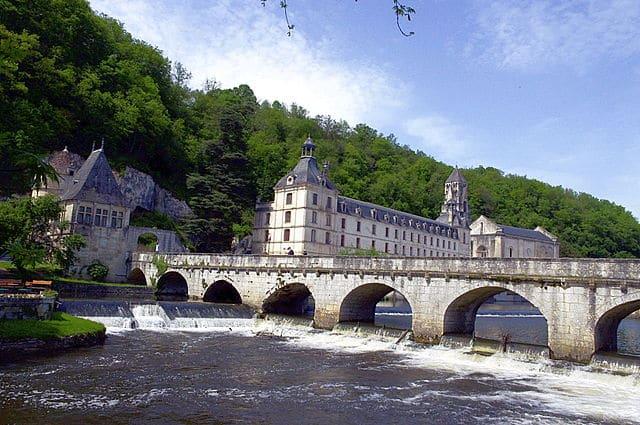 Camping La Dordogne Verte : Brantome Venise Du Périgord