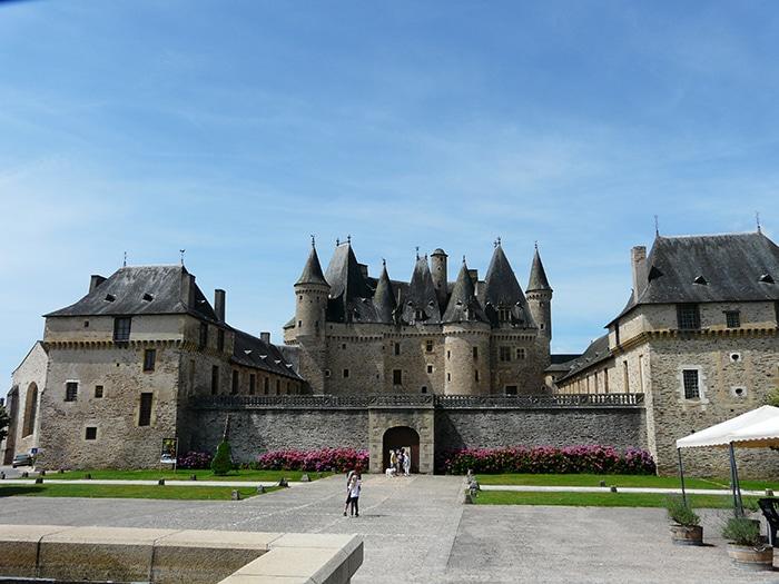 Camping La Dordogne Verte : Chateau Jumilhac