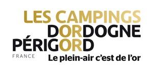 Camping La Dordogne Verte : Logo Dordogne Perigord Campings